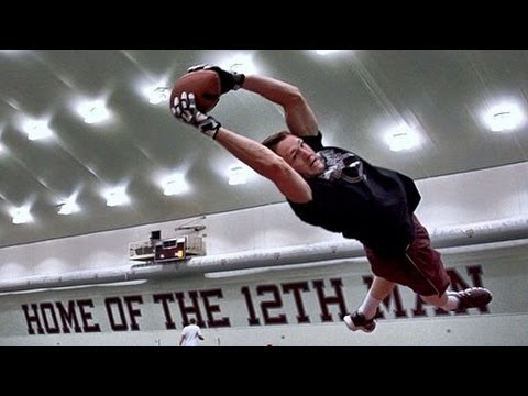 NFL Draft Training Dude Perfect