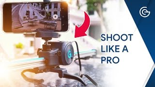 Shoot Videos Professionally with your Smartphones!
