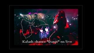 Danjé - Kalash (Live) juillet 2016 GWADA