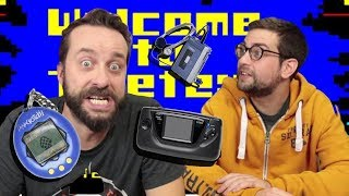 Game boy Teletext και άλλες παιδικές αναμνήσεις | JZ 25