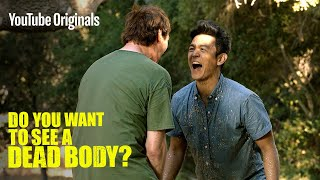 A Body and Some Quicksand (with John Cho) - Do You Want to See a Dead Body? (Ep 2)