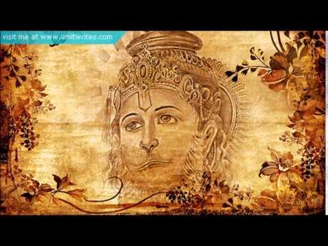Instrumental Hanuman Chalisa Sitar Flute & Santoor