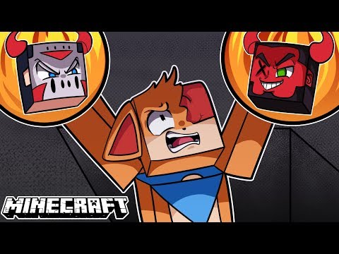 DELIRIOUS AND CARTOONZ TOOK MY FAMILY . MODDED MINECRAFT