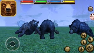 Ultimate Forest Simulator: Clan Of Bears #2 Android Gameplay