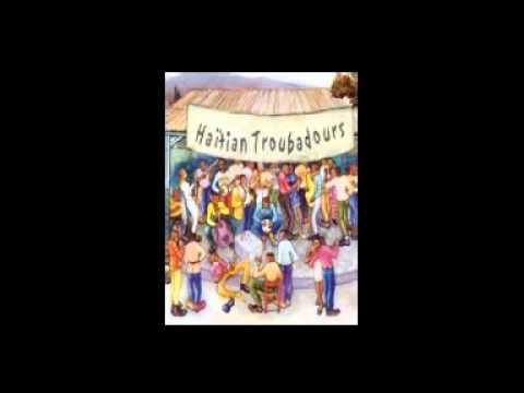 Haïtian Troubadours l album