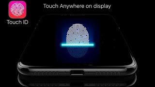 Full Display Touch ID Coming to iPhone 8 ?