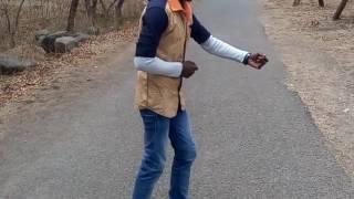 Dhanraj dhanush tolywood and sairat zingaat marathi folk dance