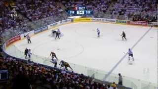 Slovensko - Nemecko MS 2011 (3. tretina)