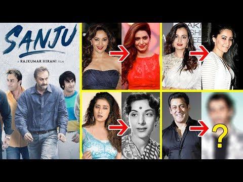 Xxx Mp4 Who Is Playing Who In Sanjay Dutt S Biopic SANJU Sanju Movie Cast 3gp Sex