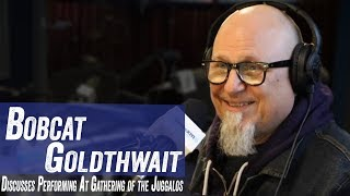 Bobcat Goldthwait Discusses Performing At Gathering of The Juggalos - Jim Norton & Sam Robberts