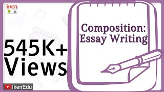 Learn English Composition - Essay Writing