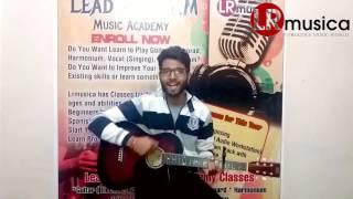 Dheere Dheere Dheere Se Meri Zindagi Mein Cover by Sahil Dewan ( Lead Rhythm Music Academy )