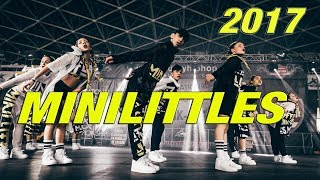 Hip Hop Championship | MINILITTLES QUALITY | Urbance 2017