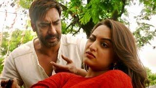 Action Jackson (Dialogue Promo 6)   Ajay Devgn & Sonakshi Sinha
