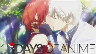12 Days of Anime: Day 2   Snow White with the Red Hair