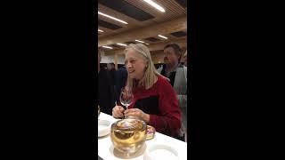 Soirée caviar Sturia et Côtes de Bourg