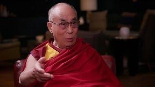 Dalai Lama: Human Values in a Material World