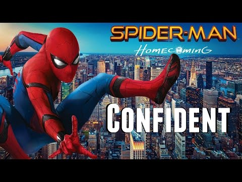 """Spider-Man: Homecoming """"Confident"""" Music Video"""