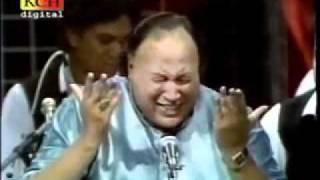 Ustad Nusrat Fateh Ali Khan - Tum Tanana Nana Tana Nana Ray [Mystic Words]