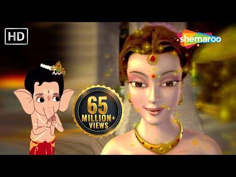 Xxx Mp4 Bal Ganesh Goddess Parvati Brings Ganesha To Life Best Kids Animated Video 3gp Sex