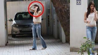 Kriti Sanon UPSET With Sushant For Meeting Ex Ankita