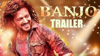 BANJO Movie Trailer 2016 Out Now | Riteish Deshmukh, Nargis Fakhri