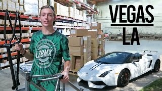 Webisode 51: Going Pro and Driving Lambos
