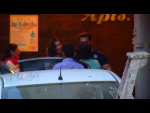 Sonakshi Sinha, Karan Johar, Raveena Tandon Visit Salman Khan   Hit and Run Case