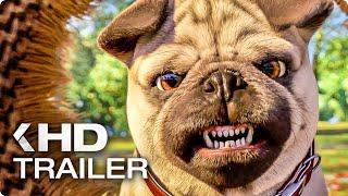 SHERLOCK GNOMES Trailer (2018)