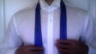 How to tie a tie - Quick and Easy