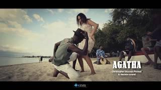 Agatha (Clip officiel) - Christopher Warren & Heaven sound (Disque de l'année 2017)