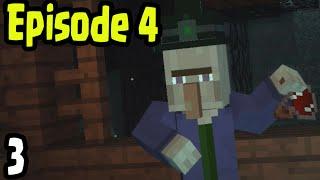 Minecraft: Story Mode - EPISODE 4 - Gameplay Walkthrough Part 3