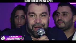 Florin Salam - Totul e pustiu si greu  New Live 2017 by DanielCameramanu @Club Diamond