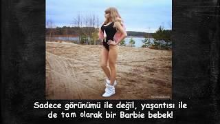 Evden Çıkmayan Mükemmel Güzellik Barbie Bebek Angelica !!!