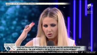 Andreea Bănică, la proba