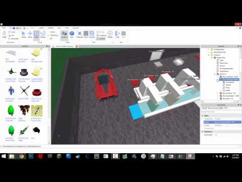 Roblox Studio: How to make a tycoon - 2015