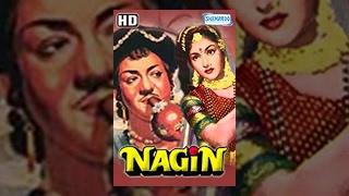 Nagin (1954){HD} - Vyjayanthimala - Pradeep Kumar - Jeevan - Classic Movies - (With Eng Subtitles)