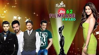 Filmfare Awards Function 2017 Full Show