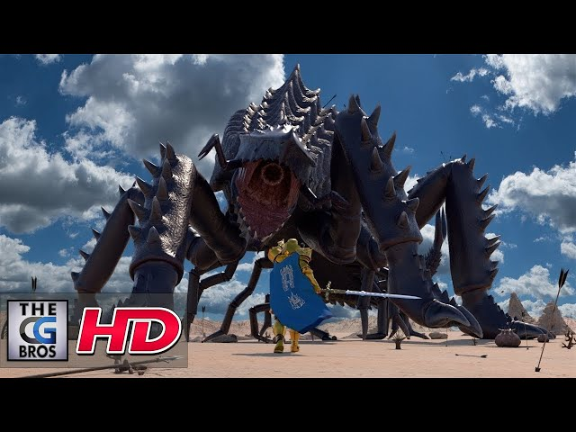 """CGI 3D Animated Short: """"STORMLIGHT""""  - Directed by David Fonti"""