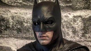 Hot Toys Batman Batman V Superman Review