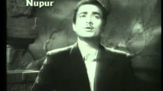 Suhani Raat Dhal Chuki - Madhubala - Suresh - Dulari - Bollywood Songs - Mohd Rafi
