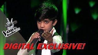 Fazil Performs on Chalat Musafir Moh Liya Re | Sneak Peek | The Voice India Kids - Season 2