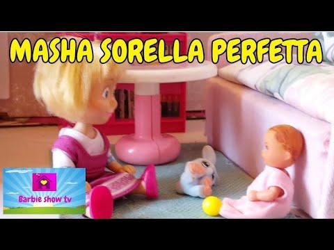 Xxx Mp4 Le Avventure Di Masha EP 20 MASHA SORELLA PERFETTA 3gp Sex