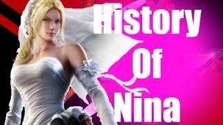 History Of Nina Tekken 7