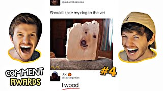 THIS IS SO SAVAGE! - Comment Awards... #4