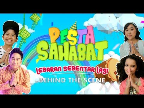 Pesta Sahabat RTV yang Seru Abisss!!! || RTVlog Behind The Scene
