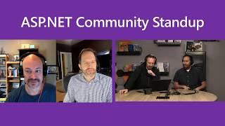 ASP.NET Community Standup - December 11, 2018 - 2.2 Release Party!