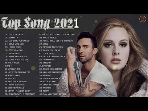 Maroon 5 Adele Ed Sheeran Taylor Swift Lady Gaga Top 40 Popular Song 2020 Top Song This Week