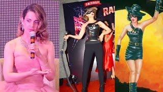 Kangana Ranaut On Her Rangoon Character Being Similar To Fearless Nadia Hunterwaali