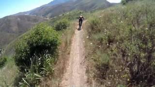 Point Mugu  State Park - Backbone Trail